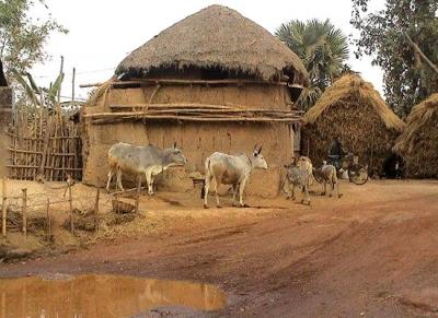 Χωριό στη Βεγγάλη