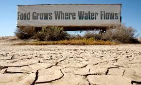 Τρομερή ξηρασία στην Καλιφόρνια