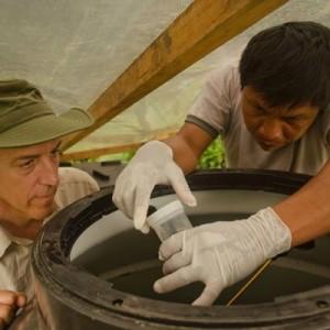 Εκπαίδευση των νέων για να συντηρούν το φίλτρο νερού