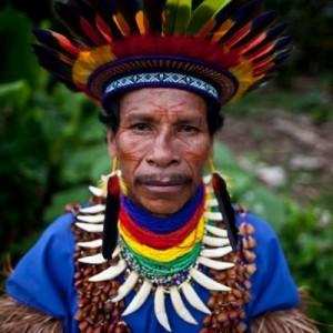 Ντόπιος κάτοικος του Αμαζονίου
