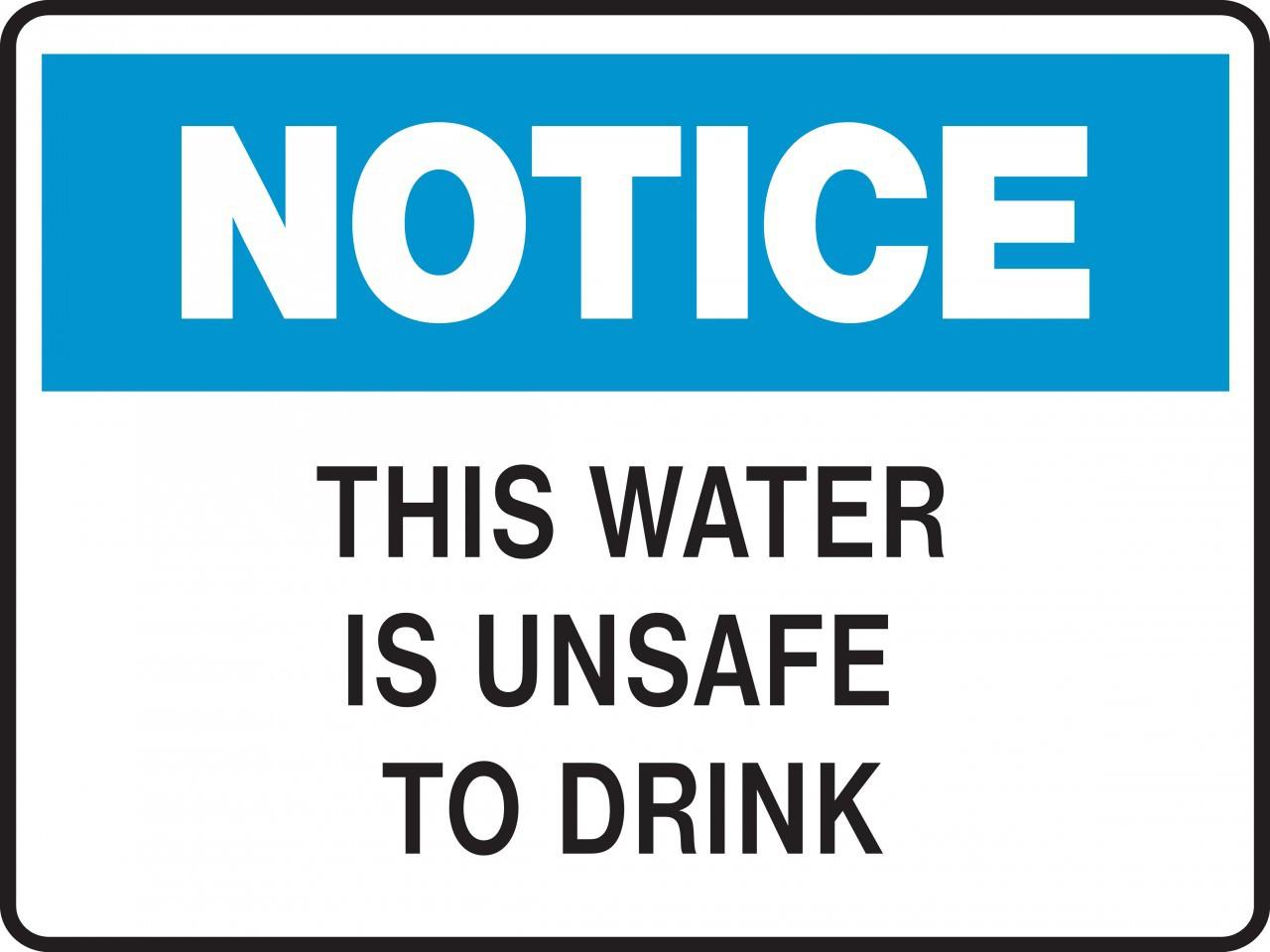 Αμερικάνοι μπορεί να πίνουν μολυσμένο νερό