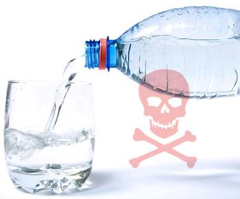 επικίνδυνο εμφιαλωμένο νερό