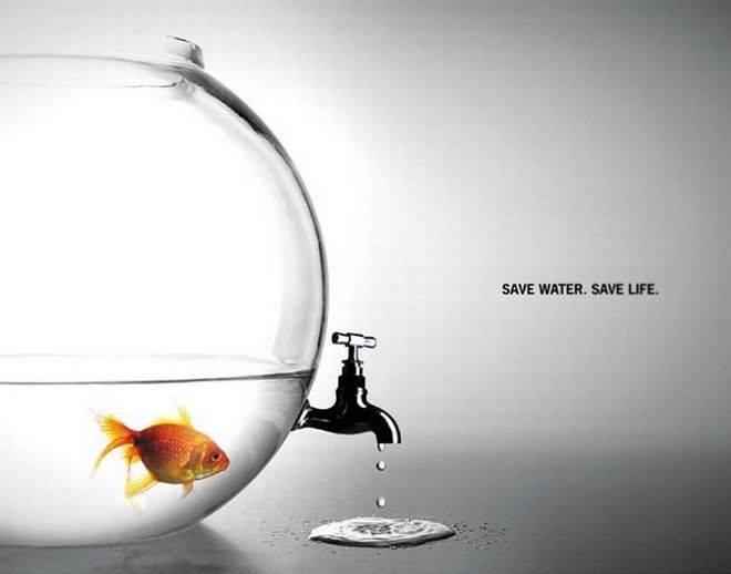 Πόσιμο νερό εκπέμπει SOS