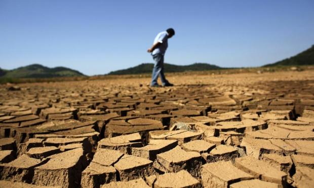 Ξηρασία στην Βραζιλία