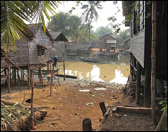 χωριό στην Καμπότζη