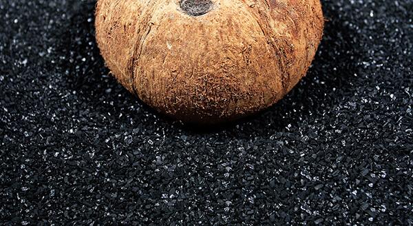 Ενεργός άνθρακας από καρύδα