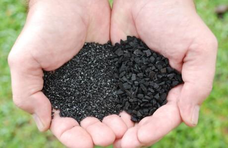 Ενεργός άνθρακας το καλύτερο μέσο φίλτρανσης