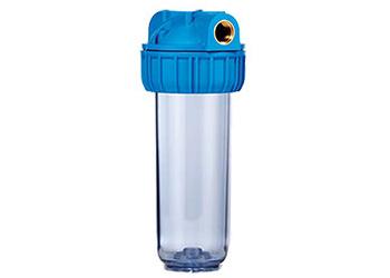Φίλτρα νερού κεντρικής παροχής