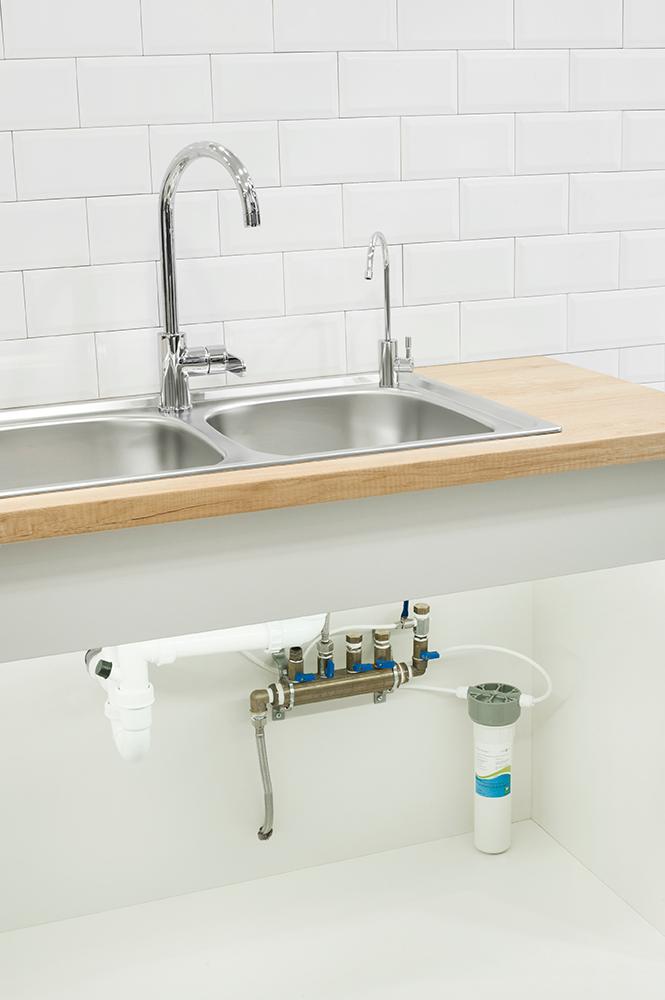 aquacera HIP φίλτρο νερού κάτω πάγκου