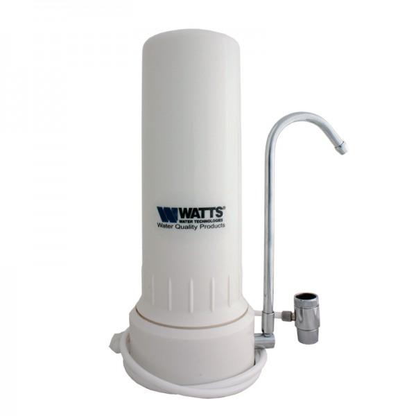 WATTS κορυφαίο φίλτρο νερού άνω πάγκου