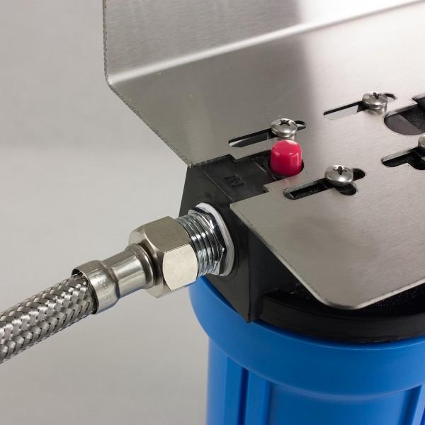 Φίλτρο νερού Primato USA1GB12 - Σύνδεση με σπιράλ μισής ίντσας
