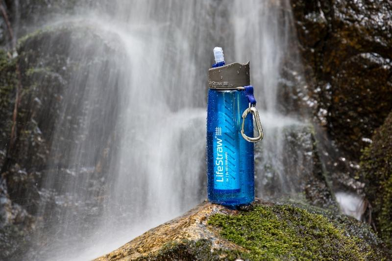 Αγοράστε το υπέροχο αυτό παγούρι επιβίωσης και απολαύστε καθαρό κι υγιεινό νερό!