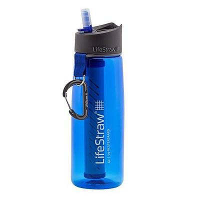 LifeStraw® GO παγούρι επιβίωσης με φίλτρο νερού 2 σταδίων LS11103