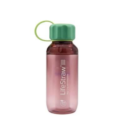 LifeStraw® Play Wildberry Pink παγούρι επιβίωσης για παιδιά με μείωση μολύβδου LS11116