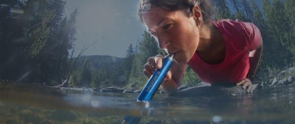 Μπορείτε να πιείτε νερό από τα ποτάμια