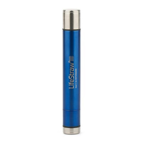 Φίλτρο νερού επιβίωσης από ανοξείδωτο ατσάλι Lifestraw® STEEL LS11108