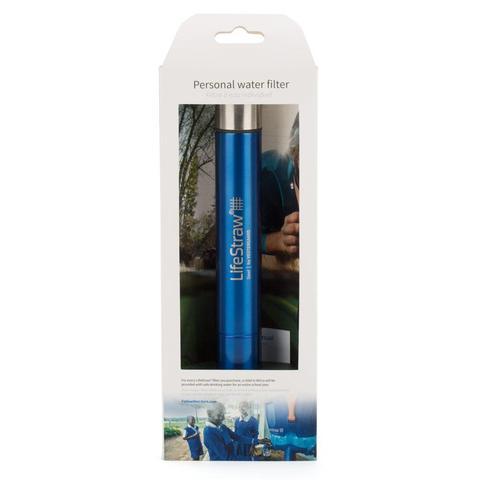 Αγοράστε το φίλτρο επιβίωσης LifeStraw® STEEL και απολαύστε καθαρό νερό παντού!